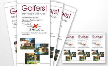 Golfers, Villa for sale, Andalusien, Spanien