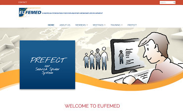 Webdesign-Portfolio - EUFEMED