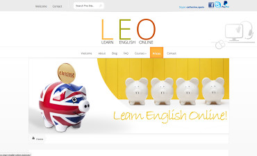 LEO - Learn English Online